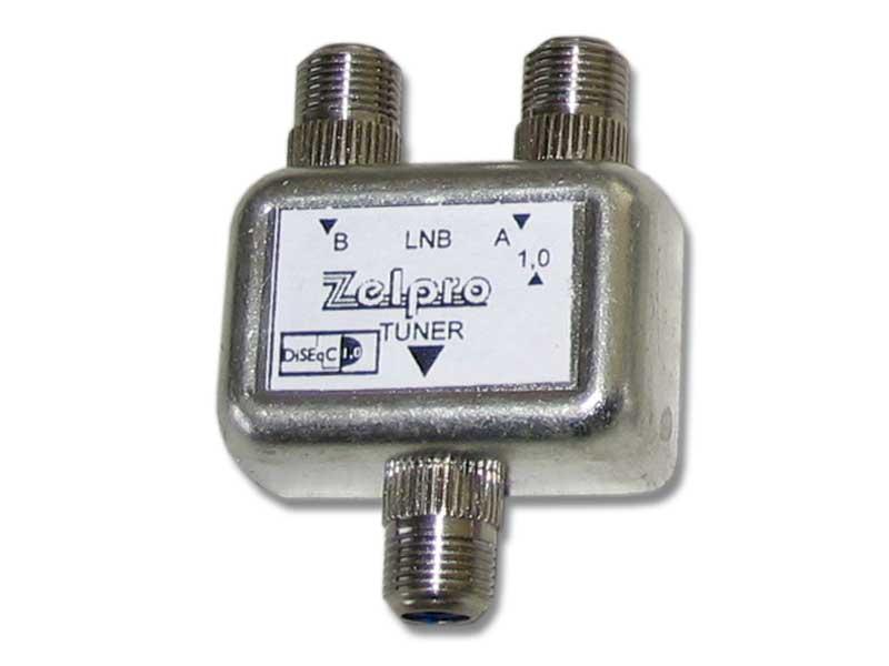 Przełącznik konwerterów sterowany sygnałem DiSEq
