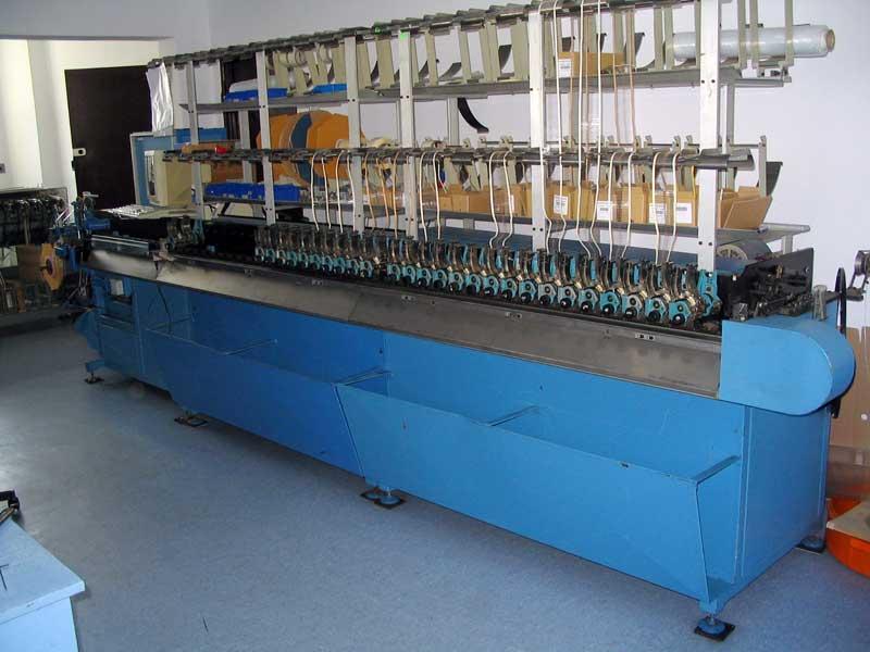 Stanowisko uzupełniające do montażu na automacie AXIAL